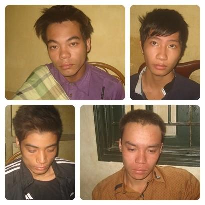 4 gã phụ hồ đi cướp ảnh 1