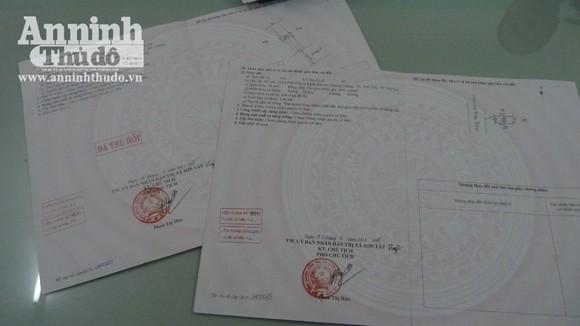 Nữ cán bộ Phòng TN-MT làm giả chữ ký, chiếm đoạt tài sản ảnh 3