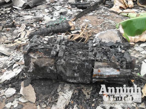 Kinh hoàng: Đốt nhà, nổ súng truy sát trong vườn chuối ảnh 6