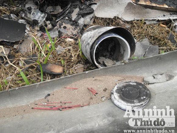 Kinh hoàng: Đốt nhà, nổ súng truy sát trong vườn chuối ảnh 7