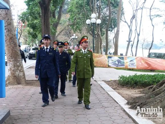 Lực lượng liên ngành liên tục tuần tra phát hiện vi phạm về TTĐT