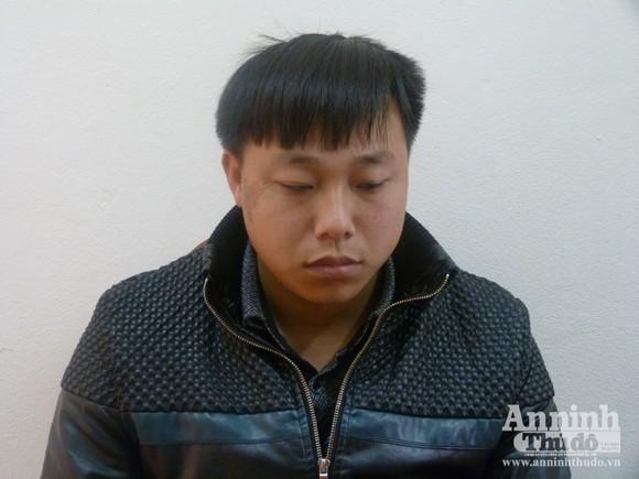 Nguyễn Văn Thịnh tại cơ quan công an