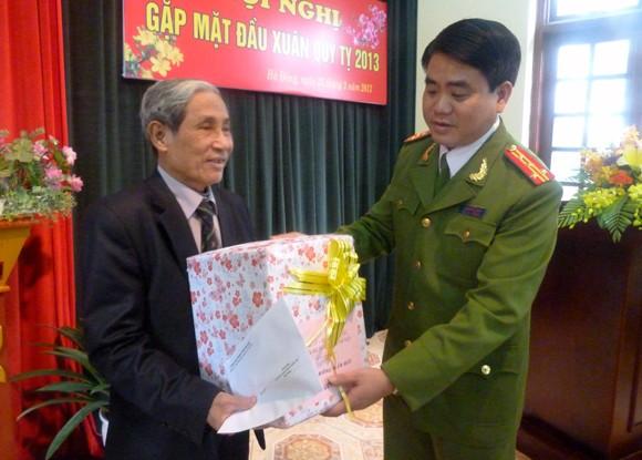 CLB Công an hưu trí CATP khu vực Hà Đông gặp mặt đầu xuân ảnh 1