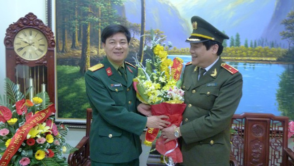CATP Hà Nội chúc mừng các đơn vị y tế nhân ngày Thầy thuốc Việt Nam ảnh 2