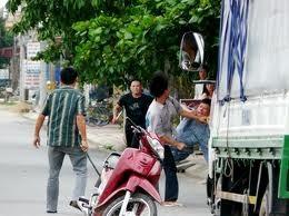 Triệt xóa ổ cướp manh động rình rập gần cầu Trung Hà