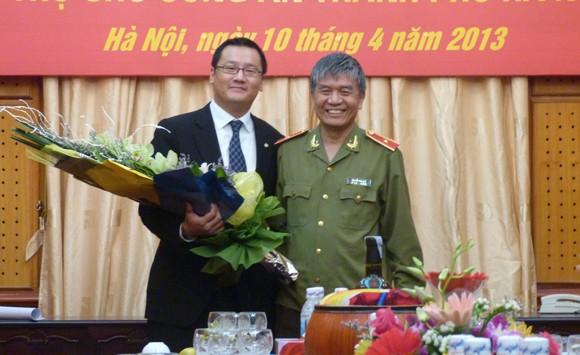 CATP Hà Nội tiếp nhận tài trợ 35 xe mô tô Honda 250cm3 ảnh 5