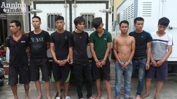 Trai đất cảng lên Hà Nội thu tiền bảo kê ảnh 3