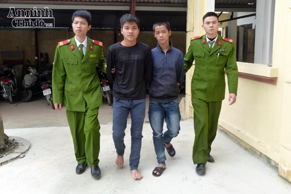 12 tuổi phóng xe, cướp giật dọc Đại lộ Thăng Long
