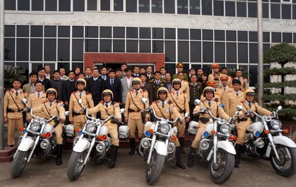 CATP Hà Nội triển khai lực lượng đảm bảo ANTT tại Cảng hàng không quốc tế Nội Bài ảnh 3