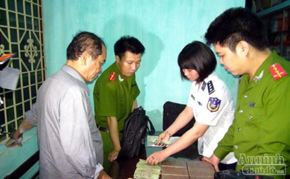 Chặt đứt đường dây buôn bán ma túy xuyên quốc gia ảnh 1