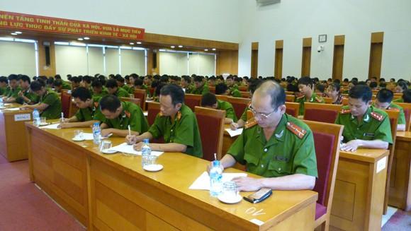 CSKV Hà Đông tranh tài ảnh 5