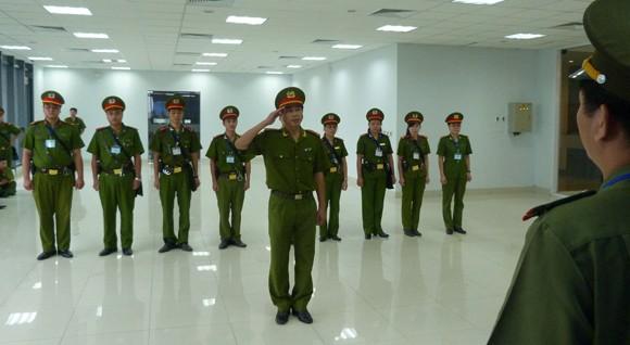 CSKV Hà Đông tranh tài