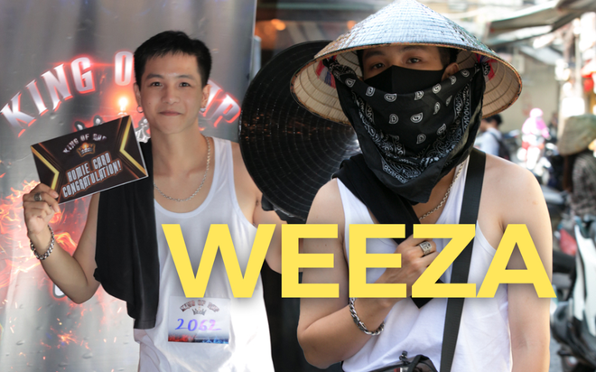 """Điều ít biết về Rapper Weeza - người mang nón lá lên sân khấu """"King of Rap 2020"""" ảnh 3"""