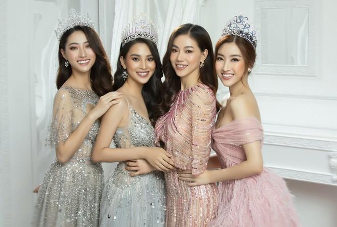 Talkshow về Hoa hậu quy tụ dàn người đẹp đình đám showbiz Việt ảnh 1