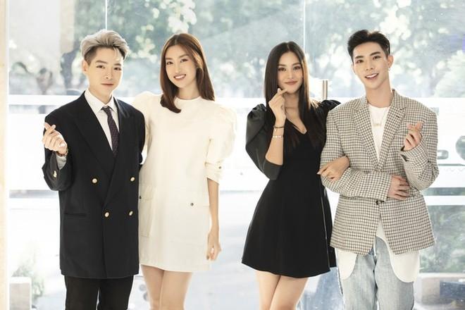 Talkshow về Hoa hậu quy tụ dàn người đẹp đình đám showbiz Việt ảnh 2