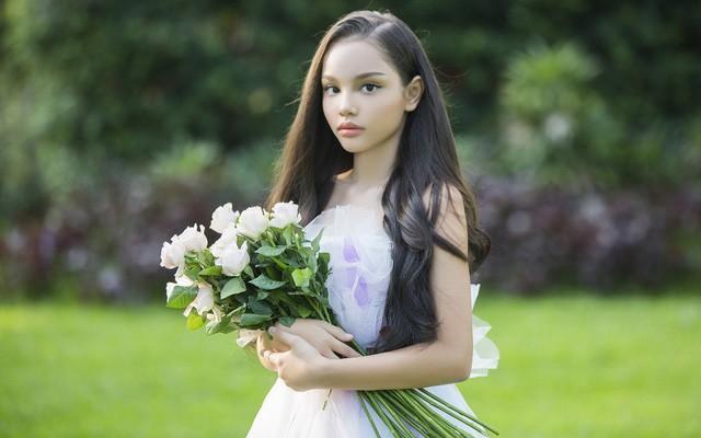 """Những điều ít biết về người mẫu gốc Việt 12 tuổi đăng quang Á hậu 1 """"Hoa hậu Nhí thế giới"""". ảnh 3"""