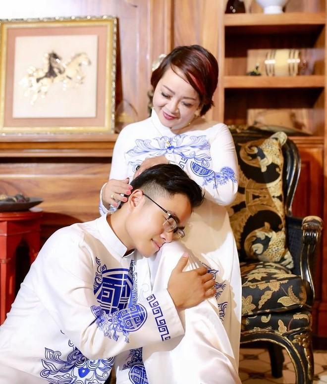 Niềm hạnh phúc vô bờ của nghệ sĩ Trà My sau 8 năm làm mẹ đơn thân ảnh 2