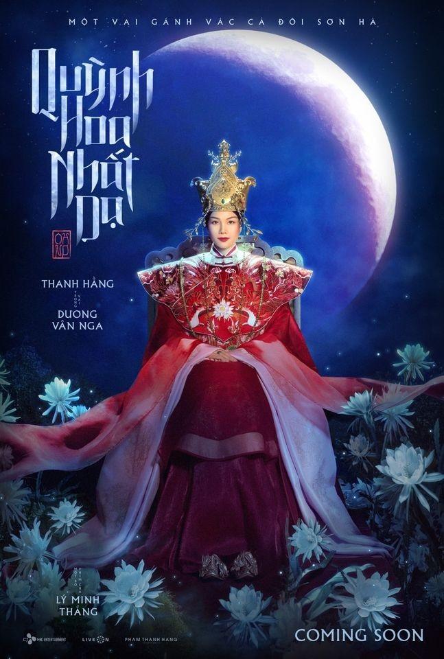 Siêu mẫu Thanh Hằng làm phim dã sử lấy cảm hứng từ Thái hậu Dương Vân Nga ảnh 1
