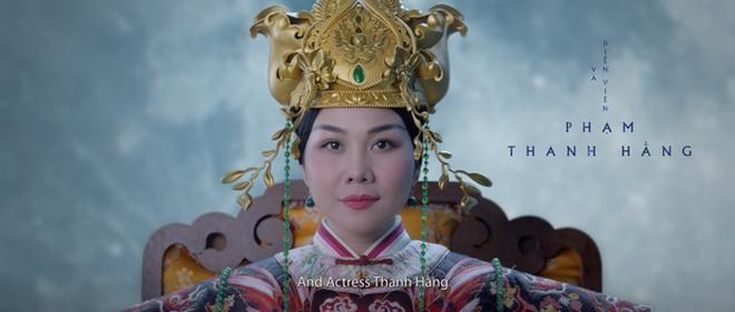 Siêu mẫu Thanh Hằng làm phim dã sử lấy cảm hứng từ Thái hậu Dương Vân Nga ảnh 2
