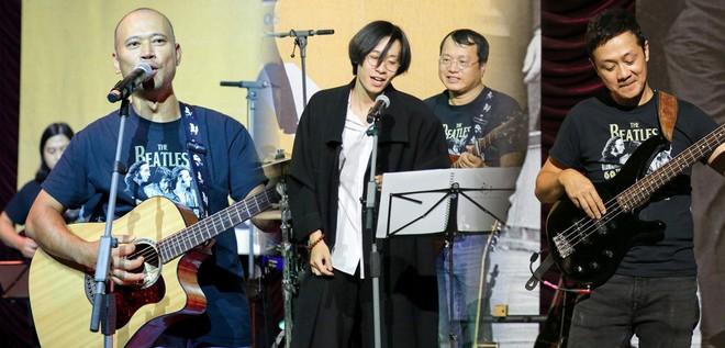 Đêm nhạc về ban nhạc huyền thoại The Beatles tại Việt Nam ảnh 2