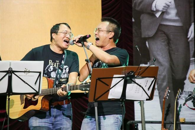Đêm nhạc về ban nhạc huyền thoại The Beatles tại Việt Nam ảnh 1