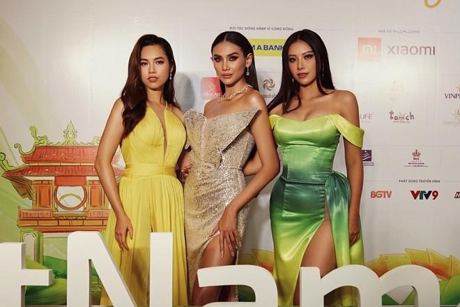 Dàn Hoa hậu, Á hậu tham gia chương trình truyền hình thực tế kích cầu du lịch Việt Nam ảnh 3