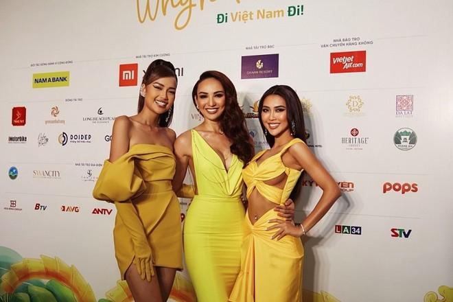 Dàn Hoa hậu, Á hậu tham gia chương trình truyền hình thực tế kích cầu du lịch Việt Nam ảnh 1