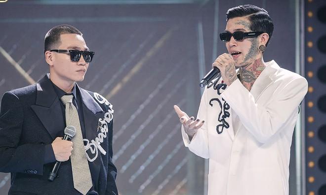 Điều ít biết về Rapper vừa giành giải Quán quân Rap Việt 2020 ảnh 1