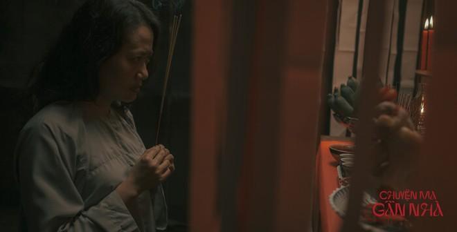 Hồng Ánh tái xuất với vai diễn bí ẩn trong phim kinh dị ảnh 2