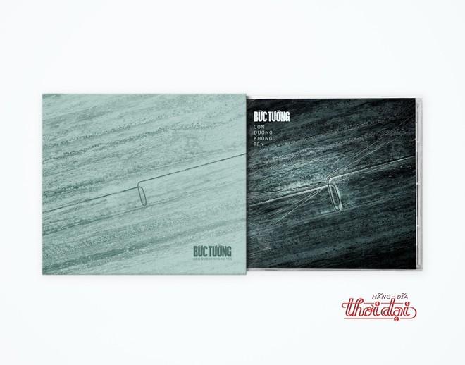 Ban nhạc Bức Tường phát hành 1000 chiếc đĩa đặc biệt, không tái bản ảnh 2