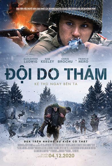Phim chiến tranh dựa trên câu chuyện có thật gây ấn tượng ngoài rạp chiếu ảnh 2