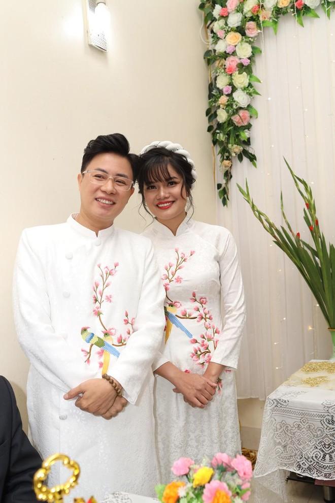 Lý do MC Lê Anh bí mật kết hôn ảnh 2
