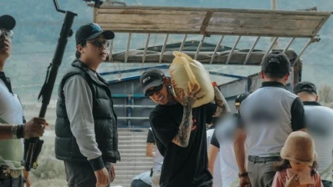 Rapper Dế Choắt ra MV kết hợp Rap với đàn bầu ảnh 1