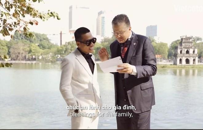 """Nghe Đại sứ Mỹ hát Rap, Rapper Binz thốt lên: """"Ơ mây ding, gút chóp!"""" ảnh 3"""
