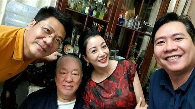 """NSND Quốc Hưng xúc động nhớ về NSND Trung Kiên: """"Thầy đã lỗi hẹn với đêm nhạc của chính mình!"""" ảnh 2"""