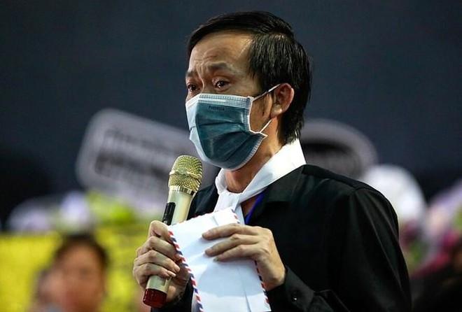 Gia đình Chí Tài thông báo chuyển gần 2 tỷ đồng tiền phúng viếng về Việt Nam ủng hộ quỹ từ thiện ảnh 2