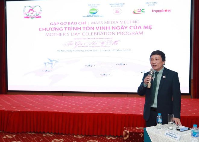 """Sự kiện """"Thế giới hát về Mẹ"""" lần đầu tiên được tổ chức tại Việt Nam ảnh 1"""