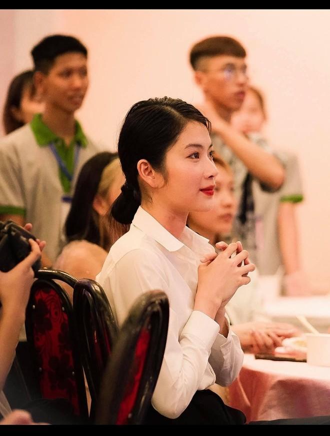 Chị gái của Nam Em thi Hoa hậu, phát nguyện ăn chay cả đời ảnh 2