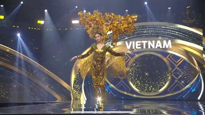 """Đại diện Việt Nam tỏa sáng trên sân khấu """"Miss Grand International 2021"""" ảnh 2"""