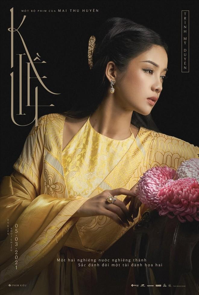 """Ca sĩ Phương Thanh tiết lộ về vai Tú Bà trong phim """"Kiều"""" ảnh 3"""