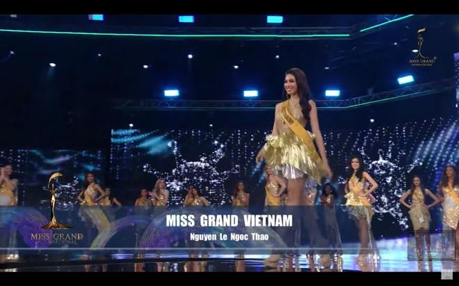 """Đại diện Việt Nam dừng chân ở Top 20 """"Miss Grand International 2021"""" ảnh 3"""