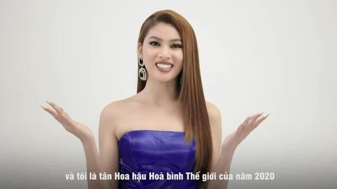 """Ngọc Thảo xin lỗi vì không giành giải tại """"Miss Grand International 2021"""" ảnh 2"""