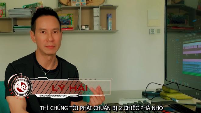 """Lý Hải chi 3 tỷ đồng dựng cảnh """"Fast & Furious"""" phiên bản Việt Nam ảnh 1"""