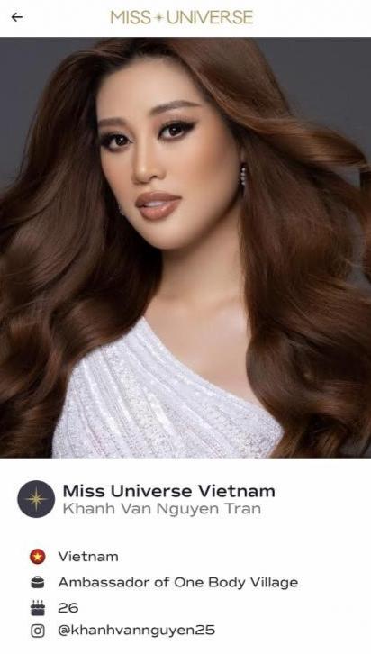 """Tiết lộ về dự án được Hoa hậu Khánh Vân mang đến """"Miss Universe 2020"""" ảnh 1"""
