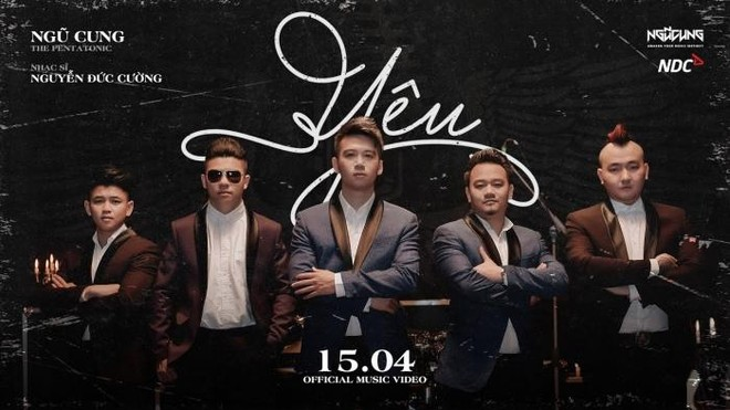 """Nhạc sĩ """"Nồng nàn Hà Nội"""" kết hợp với Ngũ Cung ra MV Rock ảnh 1"""