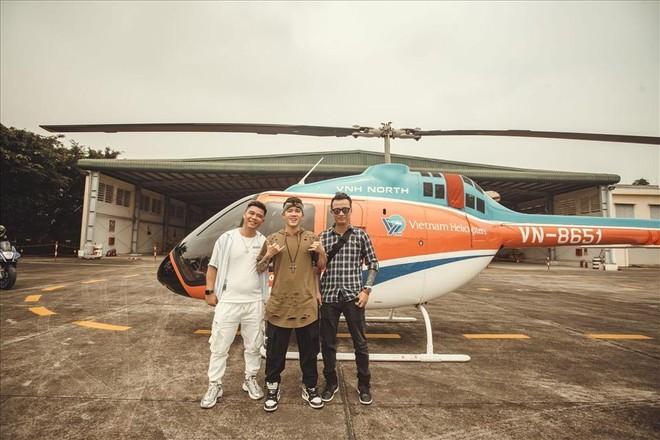 """Rapper Young Uno làm MV tái hiện """"thời kỳ sơ khai"""" của Hip-hop Việt ảnh 1"""