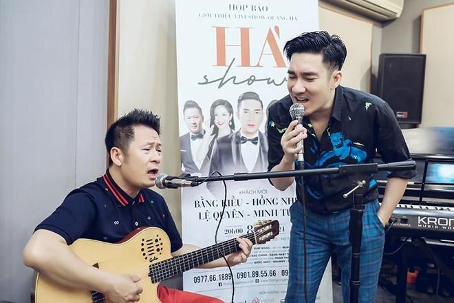 Quang Hà ngưỡng mộ cách hành xử của Bằng Kiều sau khi ly hôn ảnh 1
