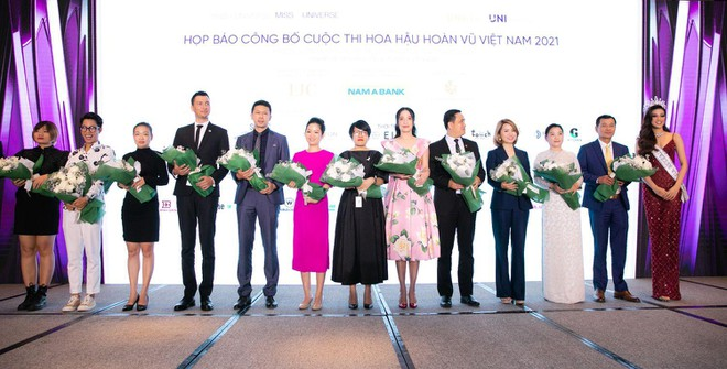 """Tiết lộ về điểm mới của show truyền hình thực tế """"Hoa hậu Hoàn vũ Việt Nam 2021"""" ảnh 1"""
