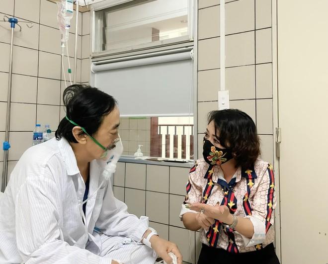 Nghệ sĩ Giang Còi nhập viện vì bệnh nặng lên ảnh 2