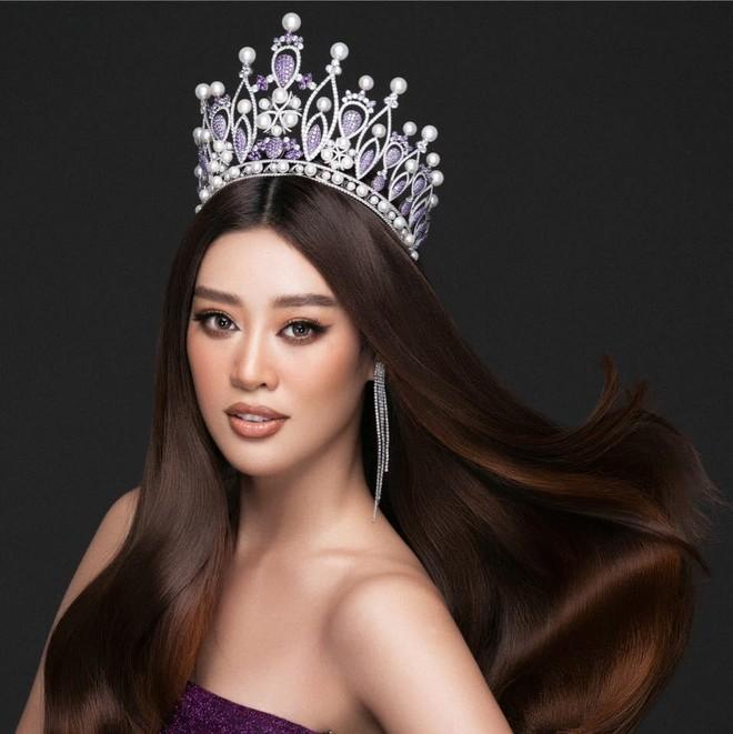 """Khánh Vân nhận kết quả xét nghiệm Covid-19 khi sang Mỹ thi """"Hoa hậu Hoàn vũ"""" ảnh 2"""